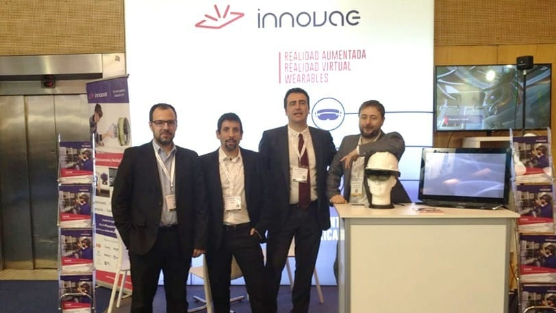Innovae en el Advanced Factories 2019
